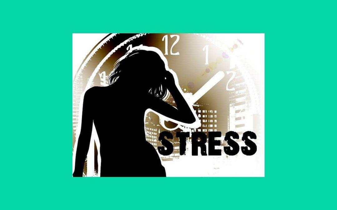 Stress, als het even te veel wordt