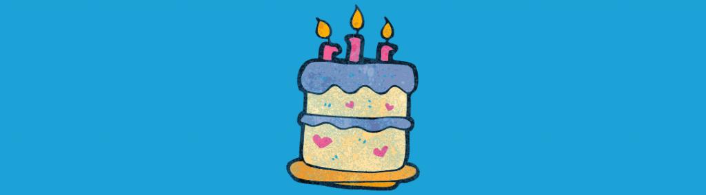 Verjaardagfeestje
