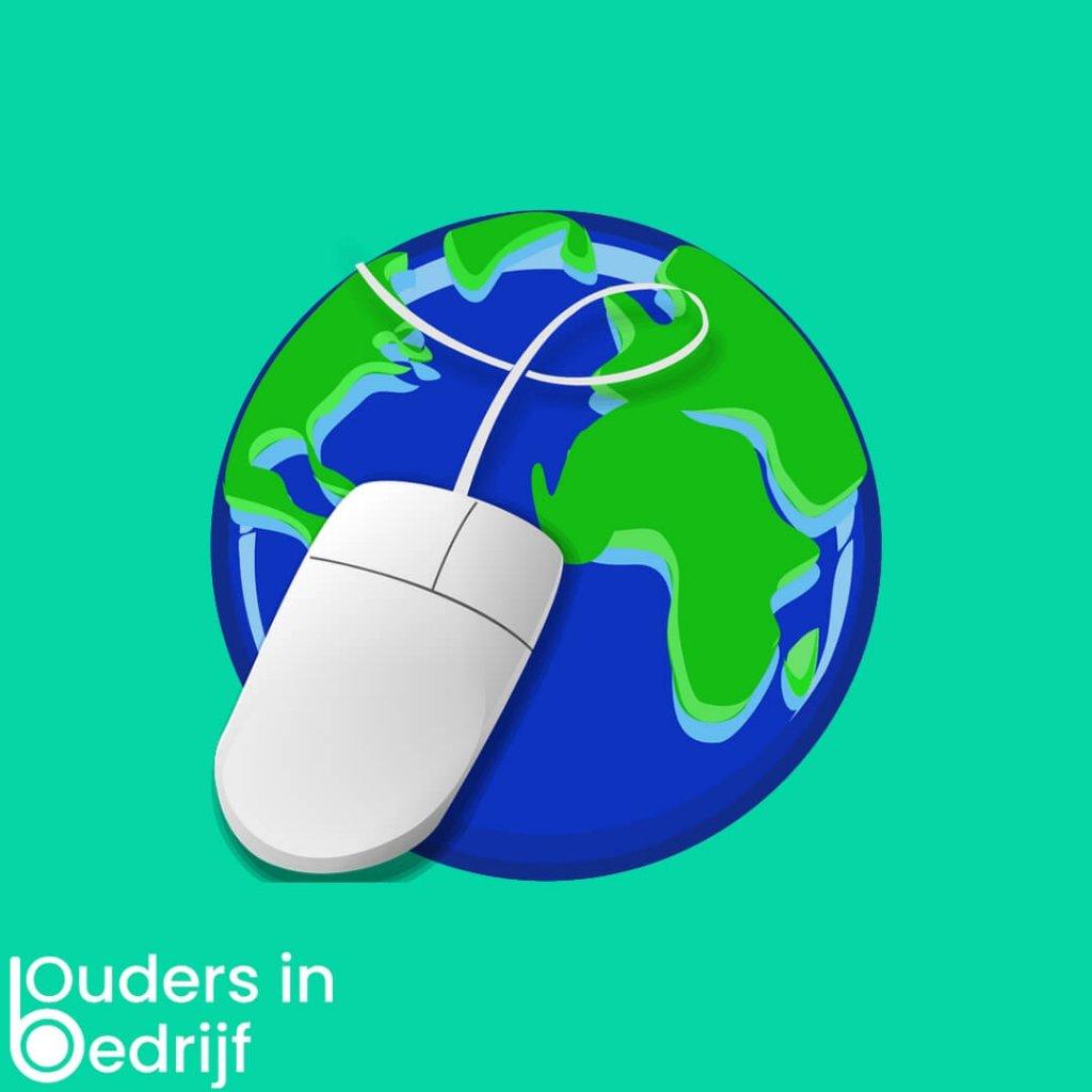 Ondernemen in anderhalve meter samenleving - Online ondernemen